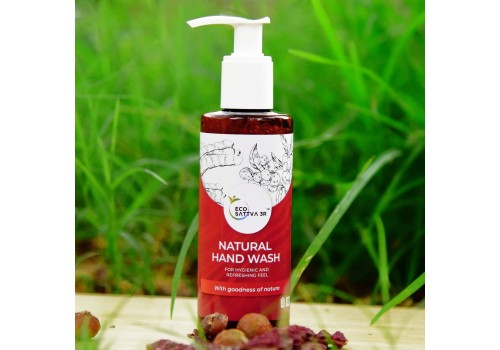 EcoSattva - Natural Hand Wash
