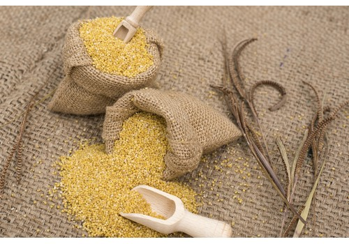 Foxtail Millet (Navane, Thinai), 500 gms