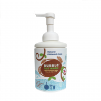 BubbleNut Wash – Natural Dishwash Foam