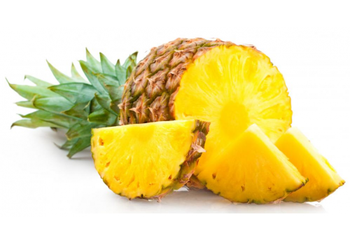 Fresh Pineapple - Organically Grown,  800 g - 1.2 Kg