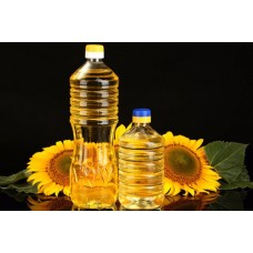 Sunflower Oil - Cold pressed - 1/2 Litre