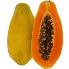 Fresh Papaya (ಪರಂಗಿ ಹಣ್ಣು) - Organically Grown ( 1 Kg to 1.5 Kg)