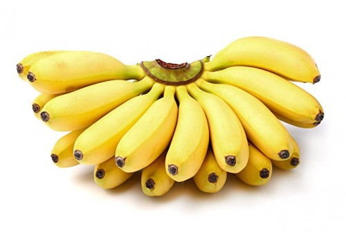 Fresh Banana - Yellaki, Organically Grown,