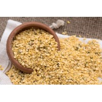 Green Gram (Moong) - Split (Without Husk), 500 gms