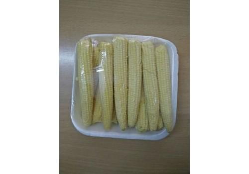 Fresh Baby Corn (ಬೇಬಿ ಕಾರ್ನ್) - Organically Grown -