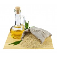 Gingelly Oil (Sesame) - Cold pressed - 1/2 Litre